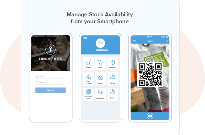 Inventory Tracking with Mobile Phone
