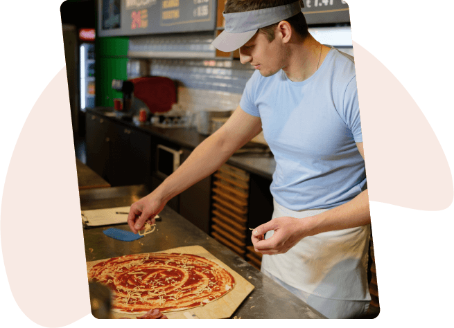 POS for Pizzerias