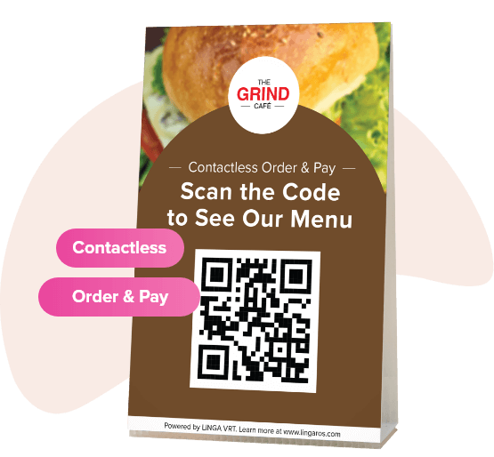 contactless order & Pay
